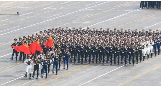 阅兵大数据:北京、杭州、成都三城最关注 正能量明星也热门